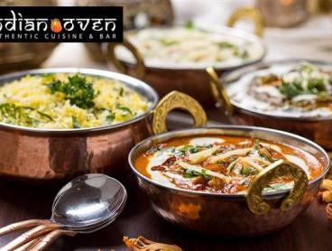 3 Course Indian Feast
