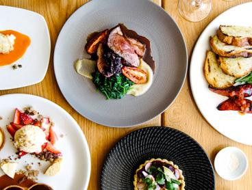 Gourmet Five-Course Tasting Menu with French Sparkling at Award-Winning Restaurant in Neutral Bay is $99 for Two People or $196 for Four People (Valued Up To $472)