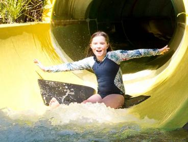 Just $20 for a Full-Day Pass to Manly Surf n Slide Water Park for One Person (Value $40)