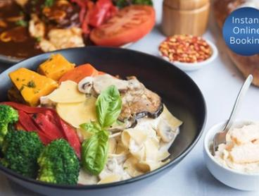 3-Course Italian Fine Dining + Bottle of Wine for 2 ($59) or 4 ($115) at Nonna & I, Kensington Park (Up to $248 Value)