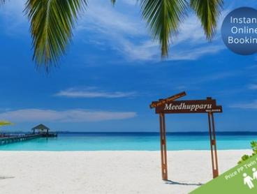Maldives: From $1,225 Per Person for a 5-Night Escape with All Inclusive and Transfers at 4* Adaaran Select Meedhupparu