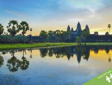 Vietnam and Cambodia: $1,149 Per Person for a 14-Day Guided Tour with Transfers