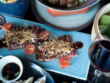 Six-Dish Chinese Lunch or Dinner Banquet on the Kingston Foreshore for Two People is $45, for Four People is $89, or Six People is $129 (Valued Up To $277.20)