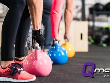 $12 for Three-Week Unlimited Functional Group Training Class Pass at QMax, 18 Locations (Up to $120 Value)