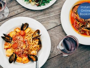 2-Course Italian Meal + BYO for Two ($59), Four ($118) or Six People ($177) at Lultimo Ristorante (Up to $364.50 Value)