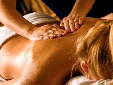 $39 for a One-Hour Relaxation Massage or $59 with a 30-Minute Facial at Sunshine Hair Studio (Up to $115 Value)
