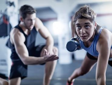 Personal Training - One ($39), Three ($115) or Five Sessions ($189) at Fitness Clinic (Up to $450 Value)