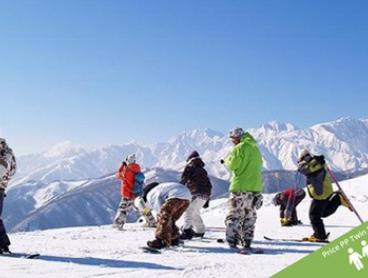 Hakuba, Japan: From $759 Per Person for a Ski Getaway with Lift Tickets, Onsen Tour and Daily Meals at Folktale Hakuba