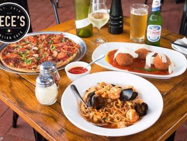 2-Course Italian with Beer or Wine