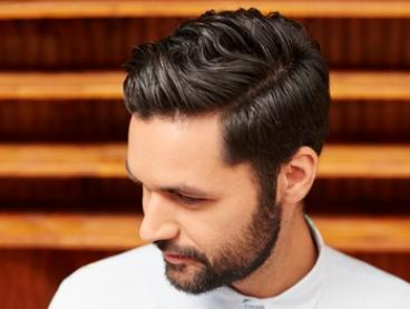 Men's Haircut ($15) Plus Beard Trim ($20) at Alamarah Barbers (Up to $35 Value)