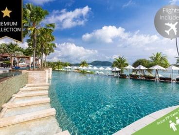 Phuket: From $1,049 Per Person for 7 Nights with Flights and Daily Cocktails at 5* Pullman Phuket Panwa Beach Resort
