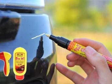 $9.95 for Three Car Scratch Repair Pens, $15 for Six or $19 for Three Pens Plus Polishing Kit