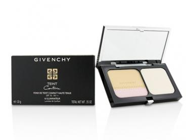 Givenchy - Teint Couture Long Wear Compact Foundation & Highlighter SPF10 - # 1 Elegant Porcelain