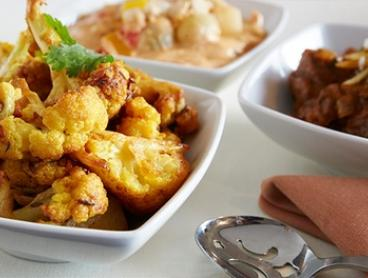 Indian Feast with Soft Drink for Two ($39) or Four People ($77) at Shallots Indian Restaurant (Up to $220 Value)