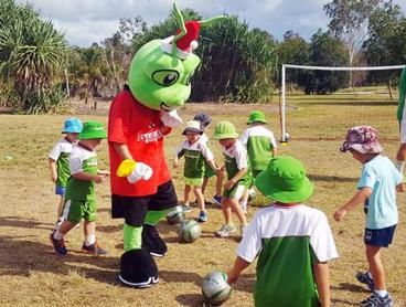 Soccer Training Sessions for Kids Aged 2-12 Available from Multiple Locations Across Australia. Get Two Sessions for Just $6 (Value $43.75)