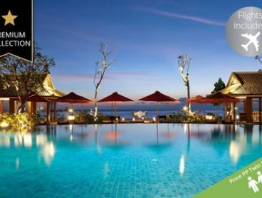 Bali and Lombok: From $899 Per Person for 8N 5* Getaway with Flights at Sudamala Suites & Villas in Sanur and Senggigi