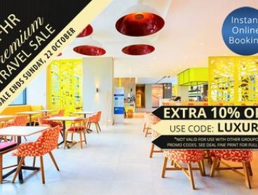 Macquarie Park: 1, 2, or 3 Nights Mystery Hotel Stay for Two People with Breakfast, Wine, Parking, WiFi & Late Check-Out