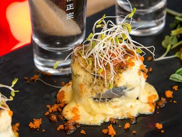 Eight-Dish 'Yugen' Japanese Banquet with Sake in Darling Harbour from Just $69 for One Person. Upgrade to Include Alaskan Crab from $84 (Valued Up To $720)