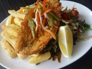 Seafood Platter with Salad and Drinks for Two ($29) or Four ($55) at Harbourside Fish Market (Up to $100.80 Value)