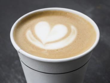 Takeaway Coffee or Tea with Sweet Slice for One ($4.95) or Two People ($9.90) at Naxeion Cafe (Up to $15 Value)
