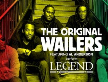 The Original Wailers: Tickets for $89.90, 16 - 23 December - Australian Tour