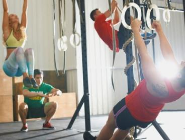 1-Month Gym and Boot Camp Membership for One ($9) or Two People ($17) at Run Jump Crawl, 2 Locations (Up to $472 Value)