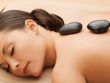 90-Minute Pamper Session with Deluxe Facial, Body Scrub, Back Treatment with Hot Stone Massage and Hand Treatment: $44 for One Person or $85 for Two (Valued Up To $520)