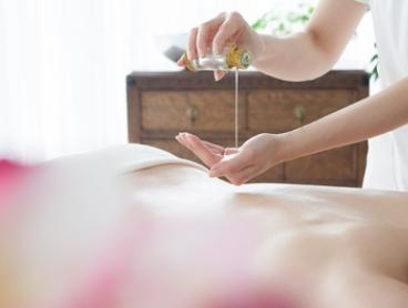 Ayurveda Oil Massage Package for One $39) or Two People ($78) at Ayurveda Spa (Up to $144 Value)