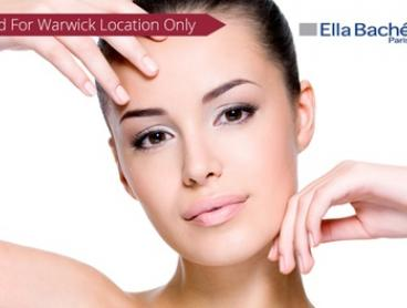 Hydrodermabrasion - One ($59), Two ($89) or Three Visits ($129) at Ella Express Warwick (Up to $420 Value)