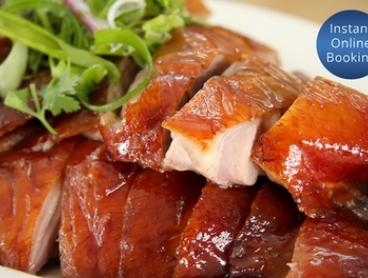 8-Course Banquet for Two People ($59), Including Peking Duck Served Three Ways at Zilver Restaurant, Bondi ($121 Value)