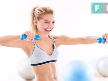 Fit Lab Fitness Gym Package