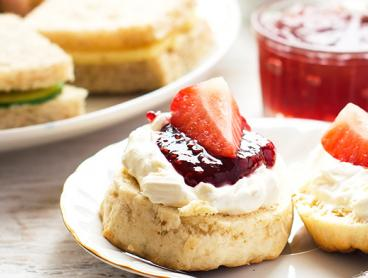 High Tea Experience with Tea, Coffee and Fresh Juice Mocktails in the CBD: Just $35 for Two People, $65 for Four People or $95 for Six People (Valued Up To $240)