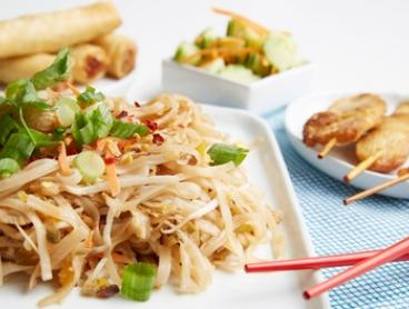 Five-Course Asian Banquet for Two ($75) or Four People ($140) at Aja Restaurant (Up to $265 Value)