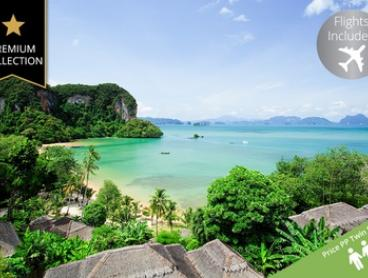 Thailand: From $999 PP for 5 Nights at 5 Star Cape Sienna Hotel + 5 Nights at 4 Star Paradise Koh Yao with Flights