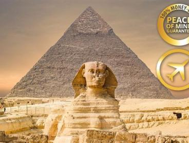 20 Day Egypt & Greece Tour, Flights