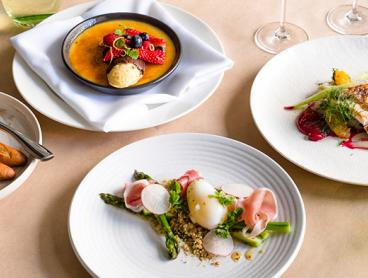 Gastronomic Three-Course Dining Experience with Wine at the Five-Star Sofitel Sydney is Just $99 for Two People or $196 for Four People (Valued Up To $412)