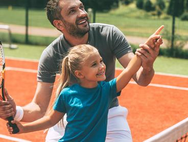 Tennis Lessons with Equipment - They'll Come to You! $9 for One Lesson, $25 for Three, or $49 for Six Lessons (Valued Up To $510)