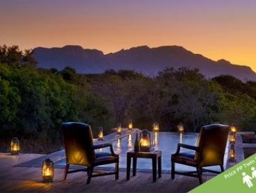 South Africa: From $979 Per Person for a 5 or 7 Night All Inclusive Stay at 5* Vuyani Safari Lodge Hoedspruit