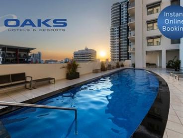 Darwin, NT: Two, Three or Seven Nights for Two or Four People at Oaks Elan Darwin