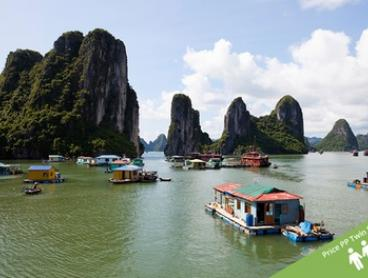 Vietnam: $999 Per Person for a 15-Day North-to-South Tour with Cruise and Domestic Flights with Getaway Halong Sapa