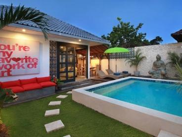 Bali, Seminyak: 5- or 7-Night Villa Getaway with Breakfast and Airport Pick-Up at Lemongrass Villa Bali