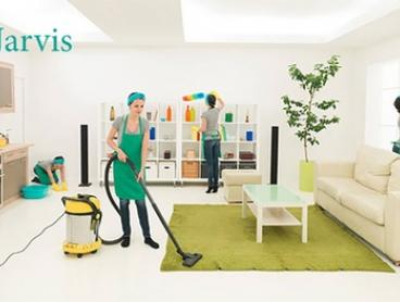 $5 for $35 Credit Towards Home or Cleaning Services with Jarvis (Min Additional Spend $70)