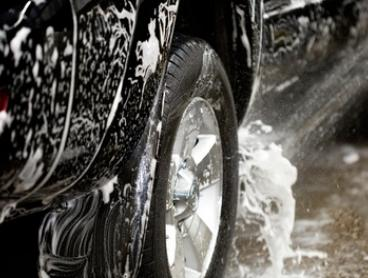 Car Wash Package: Small or Medium Car ($29) or SUV ($35) at Flash Hand Car Wash (Up to $49 Value)