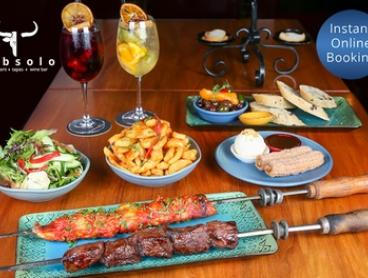 Three-Course Spanish Feast with Sangria for Two ($89), Four ($178) or Six People ($265) at Subsolo (Up to $444 Value)