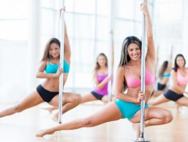 Four-Week Beginners' Dance Course for One ($45) or Two People ($79) at Studio Exclusive Pole Dancing (Up to $448 Value)