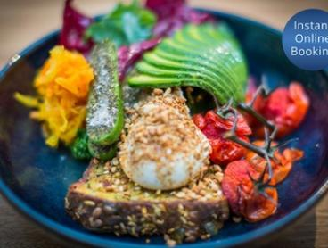$29 for $50 or $59 for $100 to Spend on Lunch and Drinks at Ruby Lane Wholefoods