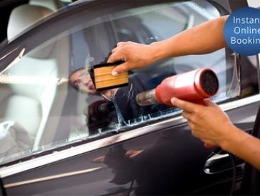 Window Tinting - Hatchback or Sedan ($179), or SUV, Wagons or 4 x 4 Car ($199) with All Style Tinting (Up to $395 Value)