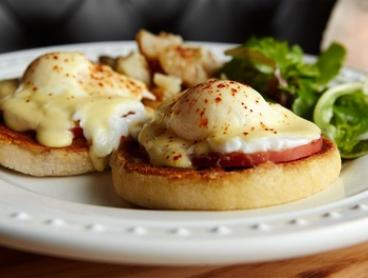 Breakfast or Lunch With Drinks for Two People ($27) at Street Corner Espresso (Up to $54.80 Value)
