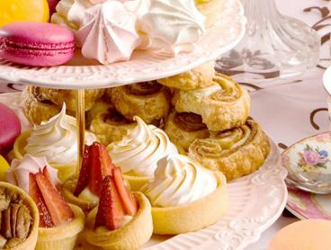 Unforgettable High Tea Experience for Two People with Unlimited Tea and Coffee, Art and Antiques Gallery Tour, Take-Home Gift & More from Just $89 (Valued Up To $431.60)