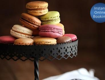 Weekend High Tea Buffet + Cocktails for 2 ($69) to 6 People ($207) at 5* Crossroads Bar Swissôtel (Up to $414 Value)